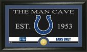 "Football - Indianapolis Colts ""The Man Cave"""