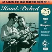 Hand Picked: 25 Years of Bluegrass on Rounder