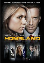 Homeland - Complete 2nd Season (4-DVD)