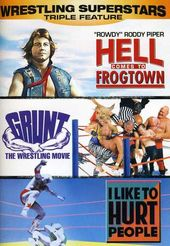 Wrestling Superstars Collection (2-DVD)