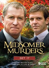 Midsomer Murders - Set 17 (4-DVD)