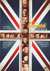 British Cinema Classic 'B' Film Collection,
