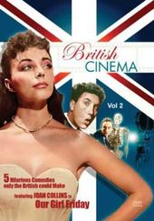 British Cinema, Volume 2: Comedies (Our Girl