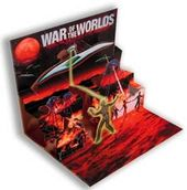 "The War of The Worlds (3D ""Pop-Up"" Sleeve)"