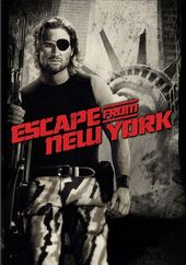 Escape from New York (Widescreen)
