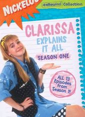 Clarissa Explains It All - Season 1 (2-DVD)