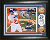 Baseball - David Wright Gold Coin Photo Mint