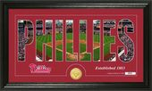 "Baseball - Philadelphia Phillies - ""Silhouette"""