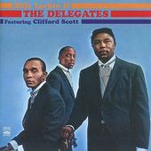 Billy Larkin & The Delegates Featuring Clifford