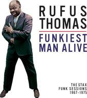 Funkiest Man Alive: Stax Funk Sessions 1967-75
