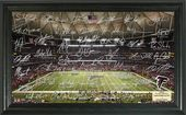 Football - Atlanta Falcons Signature Gridiron