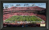 Football - Kansas City Chiefs Signature Gridiron