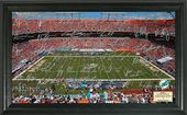 Football - Miami Dolphins Signature Gridiron