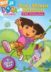 Dora the Explorer - Dora's Ultimate Adventures