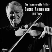 The Incomparable Fiddler: 100 Years (5-CD + DVD)