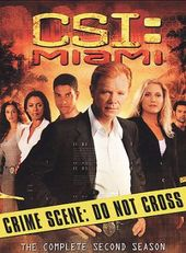 CSI: Miami - Complete 2nd Season (7-DVD)
