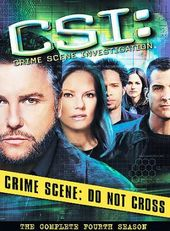 CSI: Crime Scene Investigation - Complete 4th
