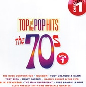 Top of the Pop Hits - The 70s, Volume 1 - Disc 1
