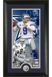 "Football - Tony Romo ""Supreme"" Minted Coin"