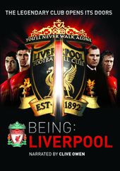Soccer - Being: Liverpool (2-Disc)