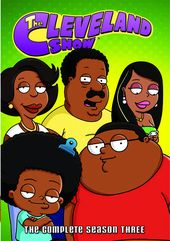 The Cleveland Show - Complete Season 3 (3-Disc)