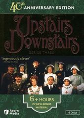 Upstairs Downstairs - Series 3 (40th Anniversary