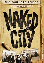 Naked City - Complete Series (29-DVD)