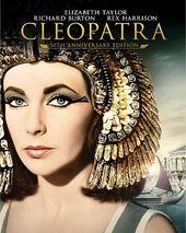 Cleopatra (50th Anniversary) (Blu-ray with Book)
