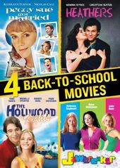 4 Back-to-School Movies (2-DVD)