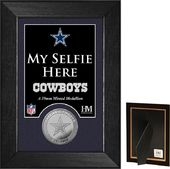 "Football - Dallas Cowboys ""Selfie"" Minted Coin"