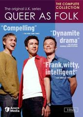 Queer as Folk - Complete U.K. Collection (3-DVD)