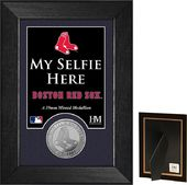 "Baseball - Boston Red Sox - ""Selfie"" Minted Coin"