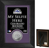 "Baseball - Colorado Rockies - ""Selfie"" Minted"