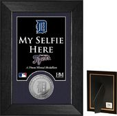 "Baseball - Detroit Tigers - ""Selfie"" Minted Coin"