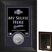 "Baseball - Milwaukee Brewers - ""Selfie"" Minted"