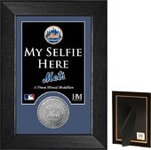 "Baseball - New York Mets - ""Selfie"" Minted Coin"