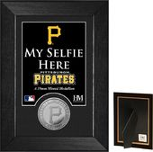 "Baseball - Pittsburgh Pirates - ""Selfie"" Minted"