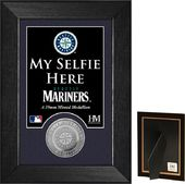 "Baseball - Seattle Mariners - ""Selfie"" Minted"