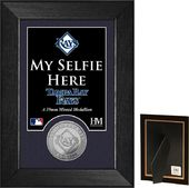 "Baseball - Tampa Bay Rays - ""Selfie"" Minted Coin"