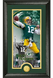 "Football - Aaron Rodgers ""Supreme"" Bronze Coin"