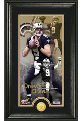 "Football - Drew Brees ""Supreme"" Bronze Coin"