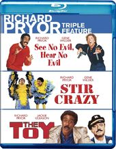 Richard Pryor Triple Feature: See No Evil, Hear