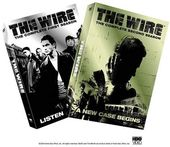 The Wire - Complete Seasons 1 & 2 (10-DVD)