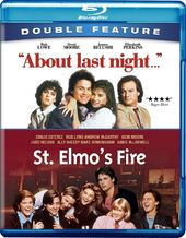 About Last Night... / St. Elmo's Fire (Blu-ray)