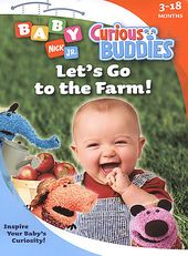 Nick Jr. Baby - Curious Buddies: Let's Go to the
