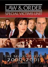 Law & Order: Special Victims Unit - Year 2 (3-DVD)