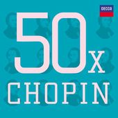 50 X Chopin (3-CD)