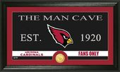 "Football - Arizona Cardinals ""Man Cave"" Bronze"