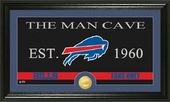 "Football - Buffalo Bills ""Man Cave"" Bronze Coin"