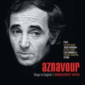 Aznavour Sings in English: Greatest Hits